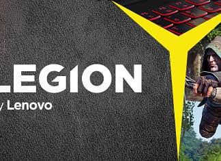Lenovo Legion 10th Gen Processor