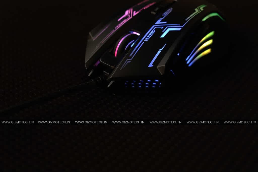 Legion M200 RGB Gaming Mouse Review