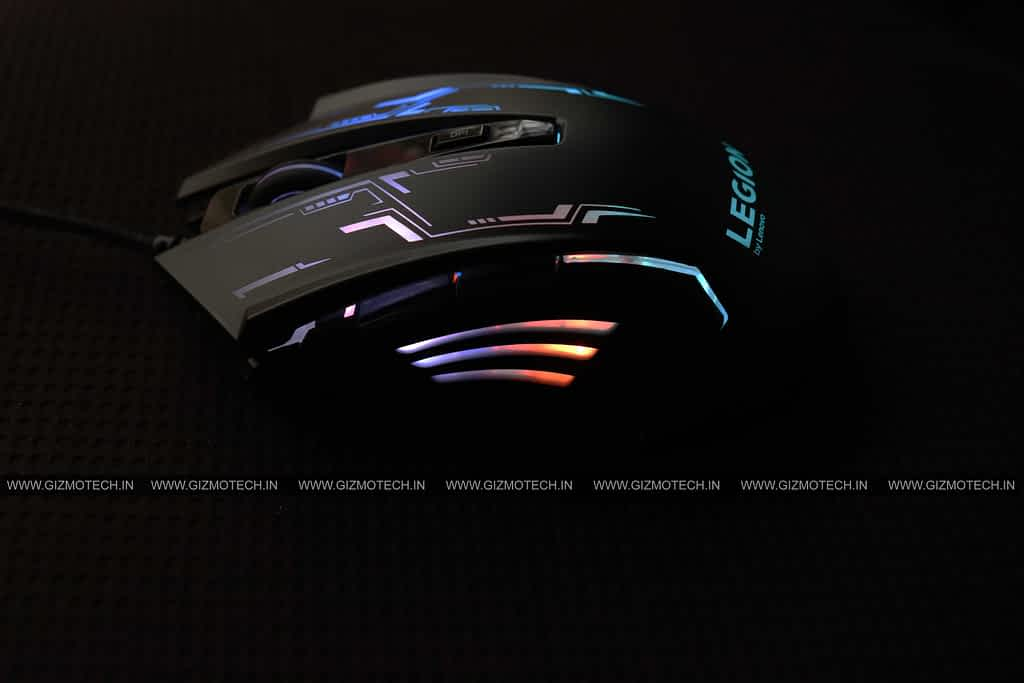 Lenovo M200 RGB Gaming Mouse Review