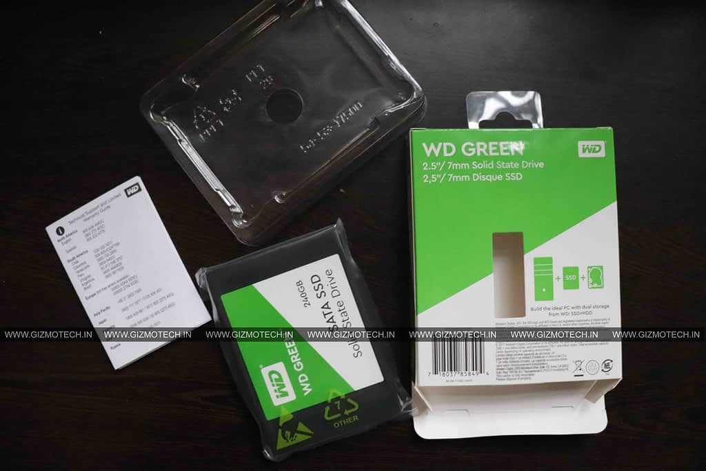 WD Green SSD Review