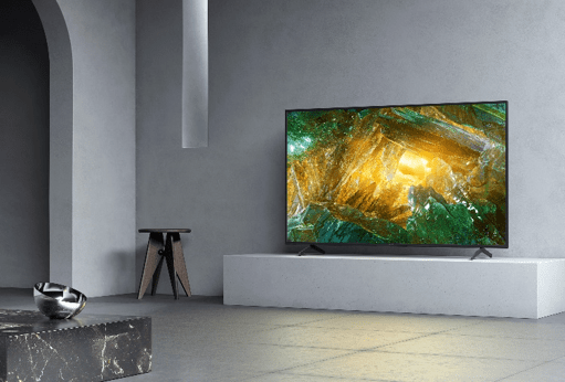 Sony BRAVIA X8000H and X7500H