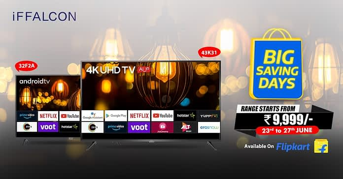 iFFALCON's Smart TV and AC Offerings
